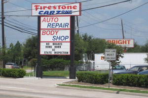 CarZone - Auto Repair & Auto Body Services in Houston, Tx